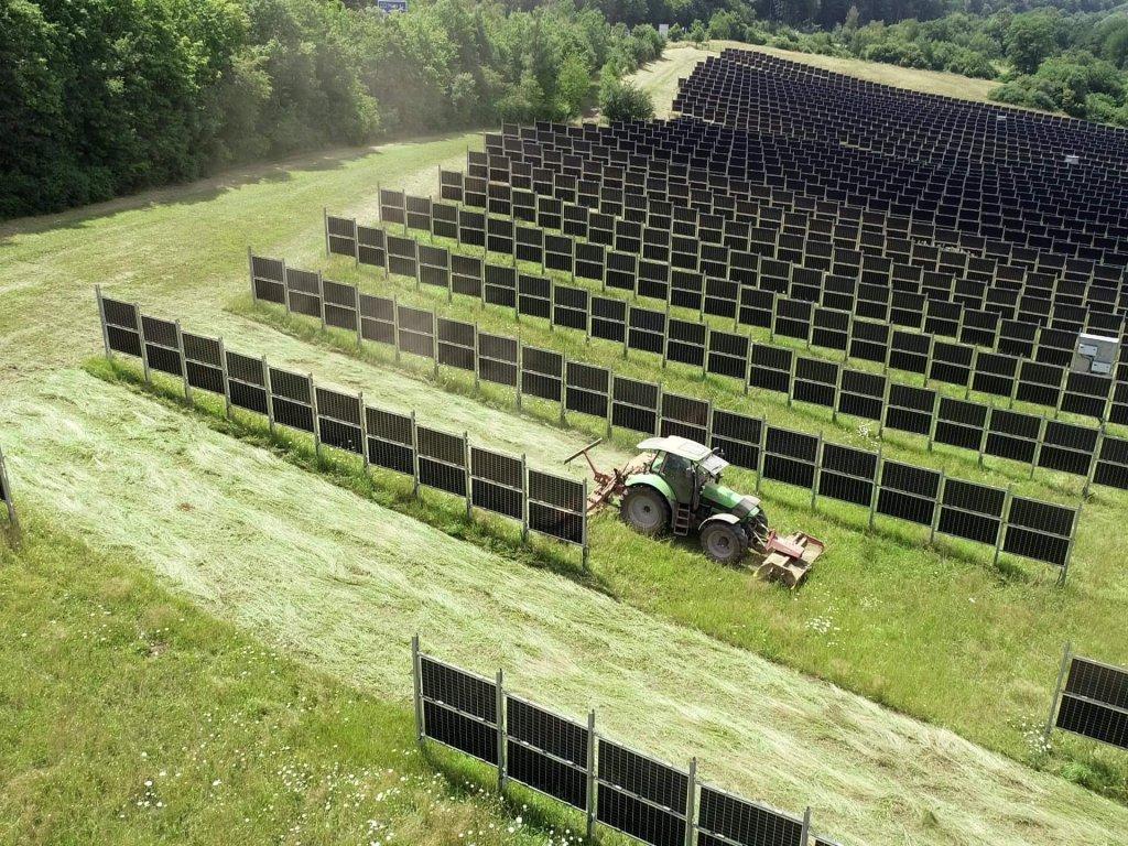 Mahd Solarpark Dirmingen