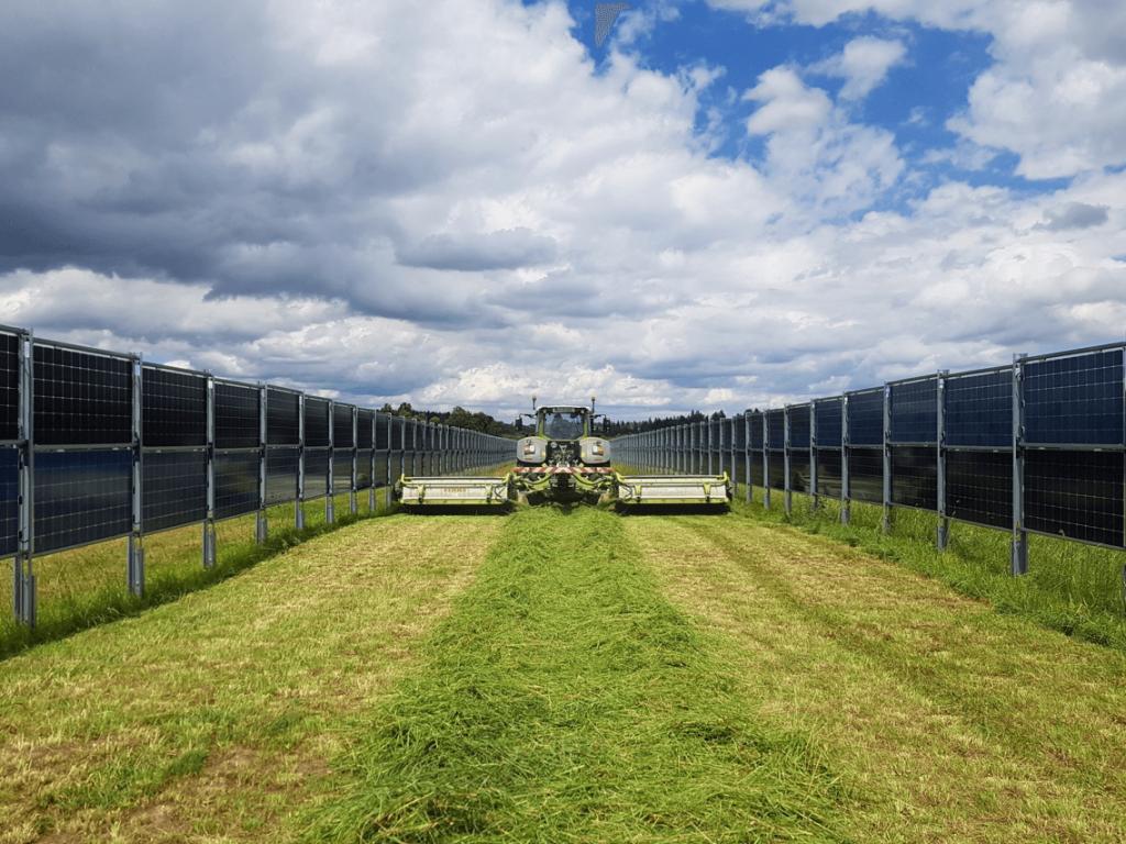 Mahd Solarpark Donaueschingen